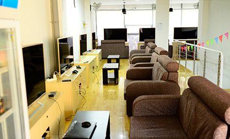 电子竞技训练基地
