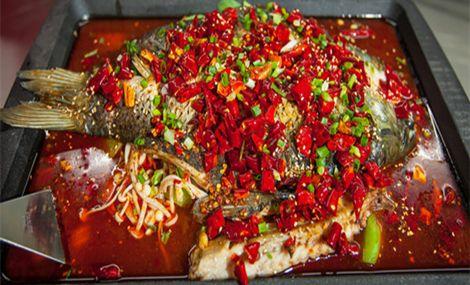 万州烤鱼(横泾店)