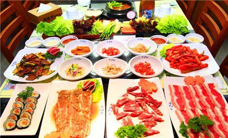 无穹花韩国料理烤肉店