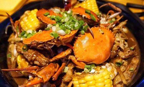 蟹宝煲肉蟹煲