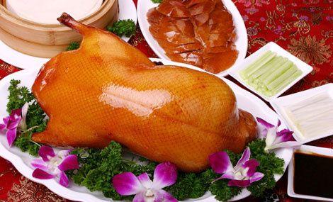 王记果木烤鸭 - 大图