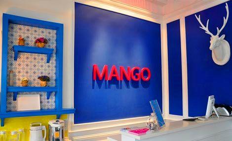 mango美甲