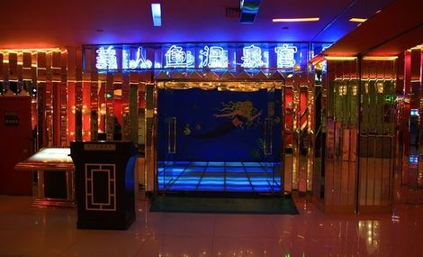 九华山庄温泉美人鱼宫