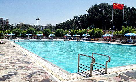 宝联游泳场
