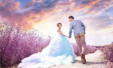名门私人定制婚纱摄影