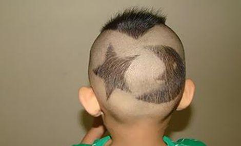 红孩儿儿童专业理发