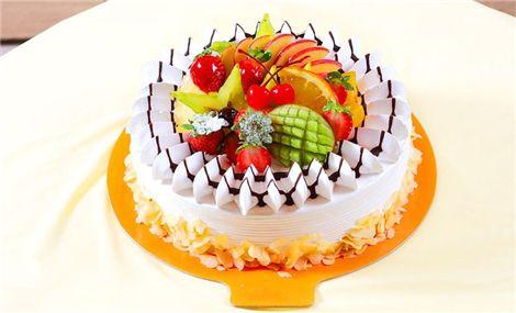 米奇蛋糕 - 大图