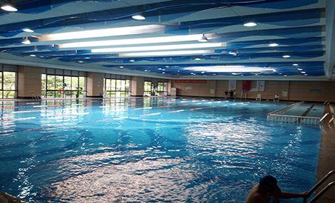 科城君越·恒温游泳馆 - 大图