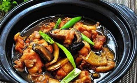 腾宇记黄焖砂锅主题餐厅(同济地铁站店)