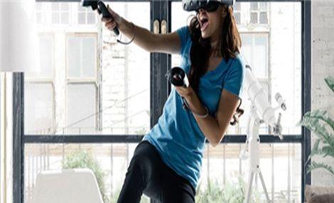 阿拉丁VR虚拟现实体验店