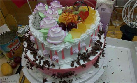 隆升西点蛋糕