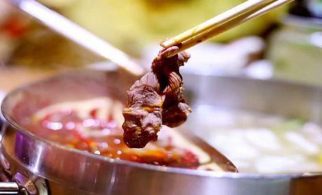 潮汕煮鲜牛肉火锅