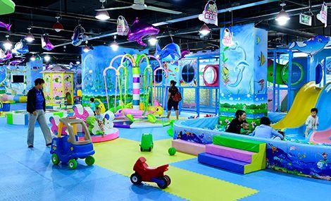 爱宝儿童乐园游艺游乐园 - 大图