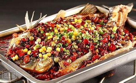 川味香烤鱼