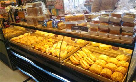 巴黎岛西饼屋 - 大图