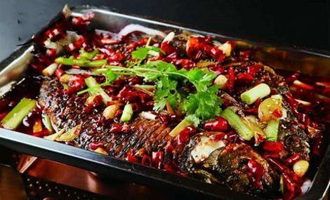 重庆石锅鱼