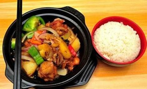 德明黄焖鸡米饭 - 大图