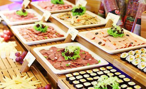 汉品宫时尚自助烤肉