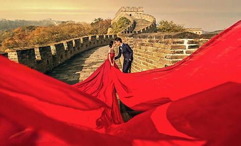 伯爵经典婚纱摄影