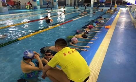 奥佳游泳培训班