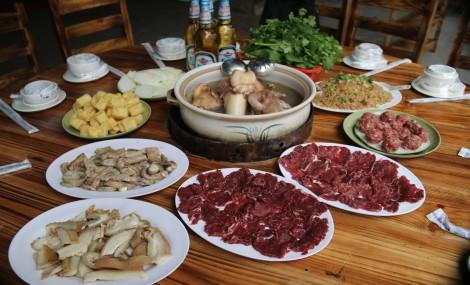 创利牛肉火锅店