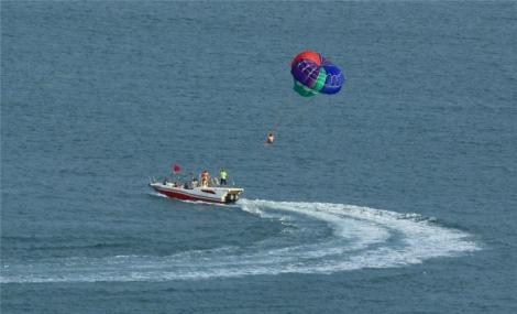 青岛飞翔海上旅游