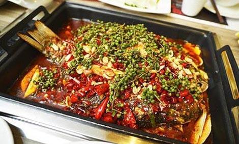 大溪烤鱼(乐天城店)