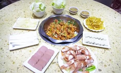 王婆大虾(沃尔玛店)