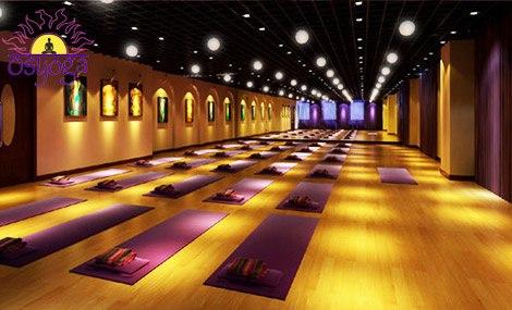 印梵西瓦瑜伽专业会馆