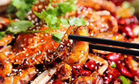 李记虾蟹煲