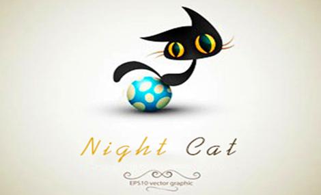 NC夜猫创意美甲 - 大图