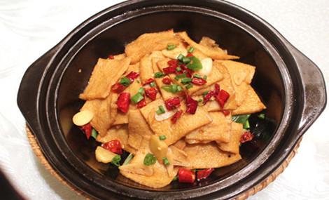 鸿發砂锅黄焖鸡米饭(望江店)