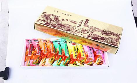 天津特产麻花专卖