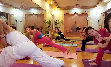 博珈梵瑜伽翡翠会馆