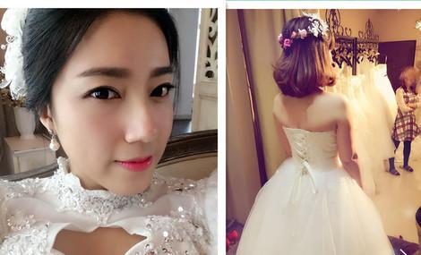 Rosa Wang婚纱礼服