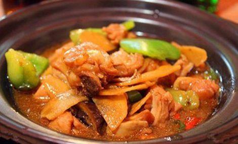 上吉铺黄焖鸡米饭(大学城店)