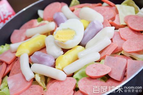 玛喜达韩国年糕料理(广安门外店)