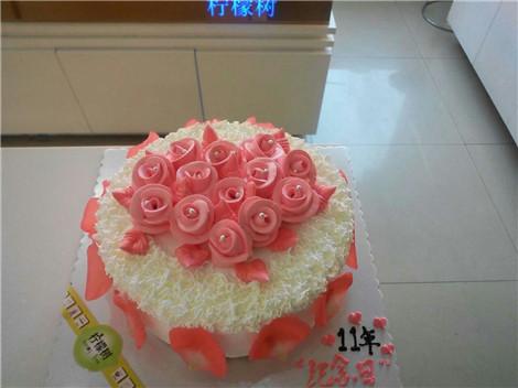【柠檬树母亲节蛋糕团购】北京柠檬树创意蛋糕团购图片