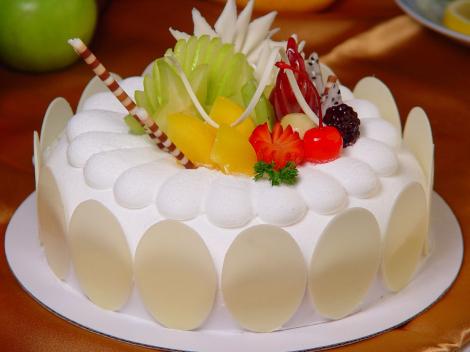 蜜贝斯蛋糕