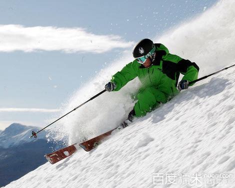 西柏坡温泉滑雪场