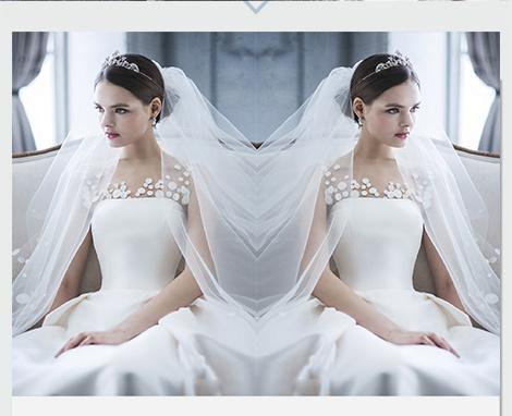 韩国MY DREAM WEDDING高级婚纱定制(建国西路店)