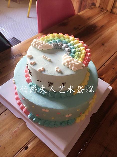 伯爵夫人艺术蛋糕(新建县店)
