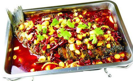 巫山烤鱼(迎新街店)