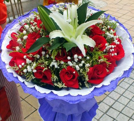 同心鲜花(济宁健康路店)