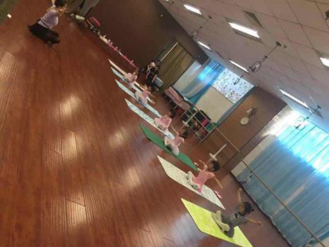悠然瑜伽会馆(儿童公园店)