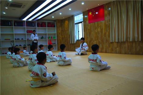龙正·阿迪达斯跆拳道(富园广场店)