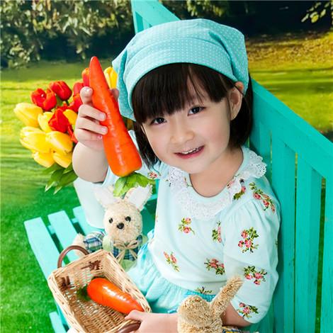 男孩女孩儿童摄影(广渠路店)