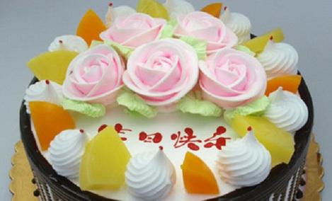 意大利蛋糕鲜花(文体路店)