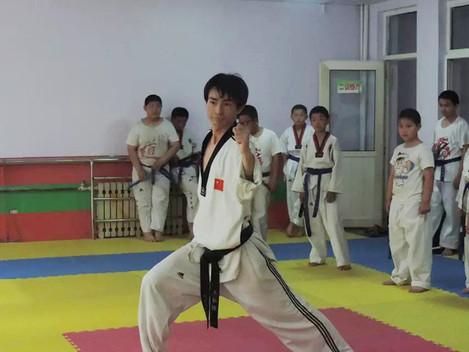 中韩跆拳道(西城二店)