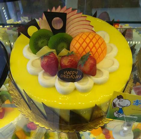 金冠创意蛋糕(总店)